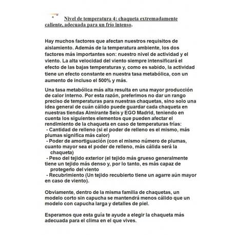 INFORMACIÓN TÉRMICA