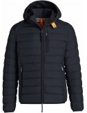 PARAJUMPERS LAST MINUTE BLUE BLACK AZUL MARINO
